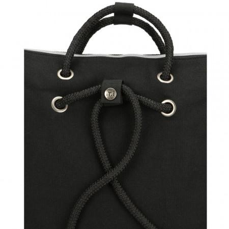 Rucsac Mi-Pac Canvas Rope Negru 4