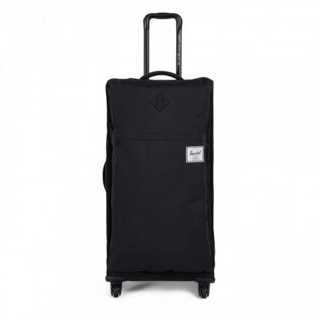 Troler textil Herschel Highland Carry-On, Negru 85cm