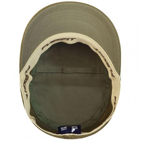 Sapca Kangol Ripstop Army Verde Militar 4