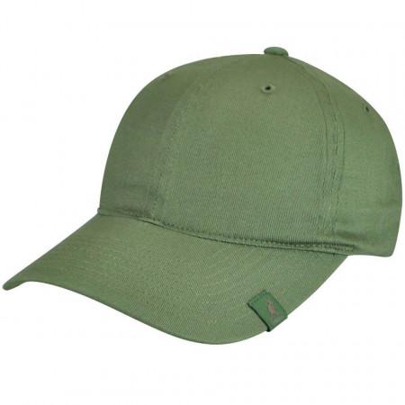 Sapca verde Kangol Cotton Adjustable Baseball