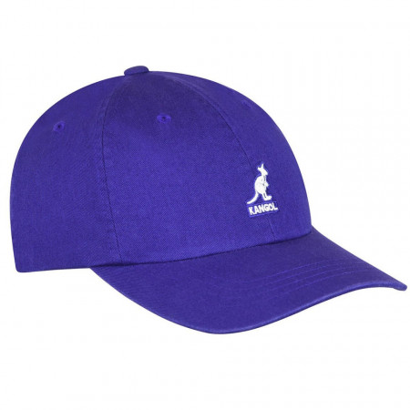 Sapca Kangol Washed Cotton Adjustable Baseball Mov 2
