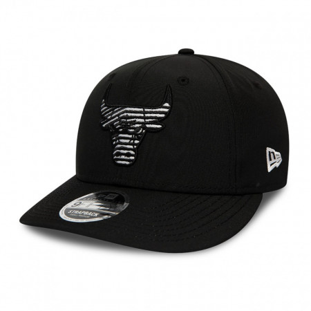 Sapca New Era 9fifty NBA Chicago Bulls Monotape