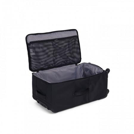 Troler textil Herschel Highland Carry-On, Negru 85cm 3