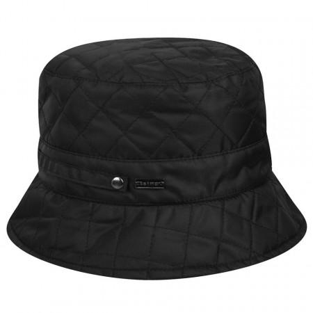 Palarie-Betmar-quilted-rain-bucket-negru