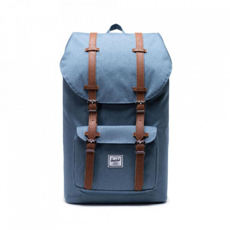 Rucsac Herschel Little America Blue Mirage Crosshatch