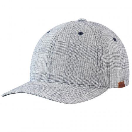 Sapca Kango Pattern Flexfit Baseball Check Navy
