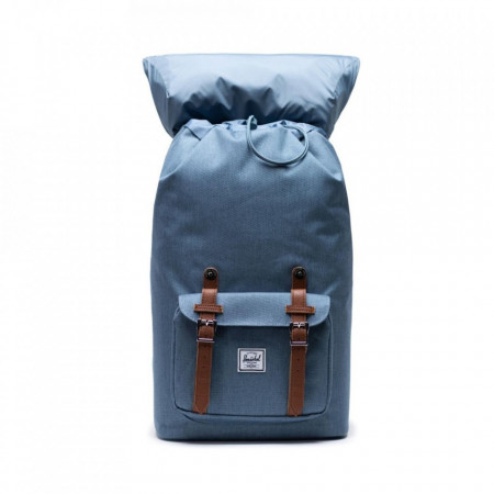 Rucsac Herschel Little America Blue Mirage Crosshatch 2