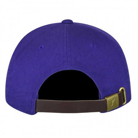 Sapca Kangol Washed Cotton Adjustable Baseball Mov 3