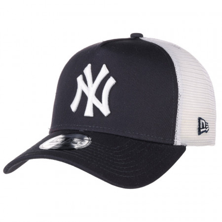 Sapca New Era Trucker New York Yankees Bleumarin