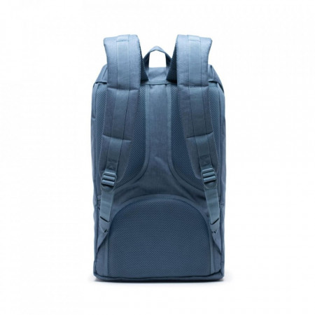 Rucsac Herschel Little America Blue Mirage Crosshatch 4