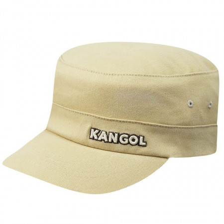 Sapca Kangol Twill Army Bej