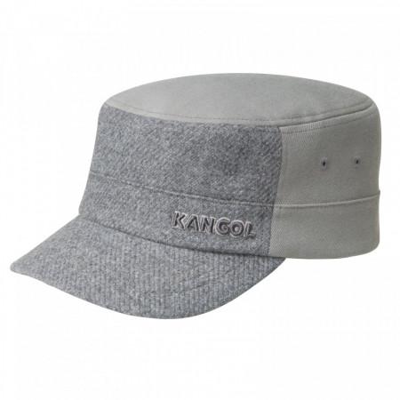 Sapca Kangol Textured Army Gri