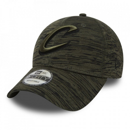 Sapca New Era 9forty A-Frame Engineered Fit Cleveland Cavaliers Verde