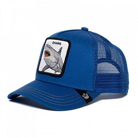 Sapca Goorin Brothers Trucker Chomp Chomp Shark Blue