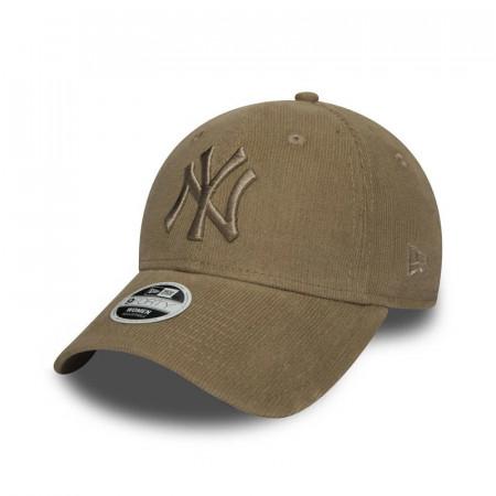 Sapca New Era 9forty Micro Cord NY Yankees Camel