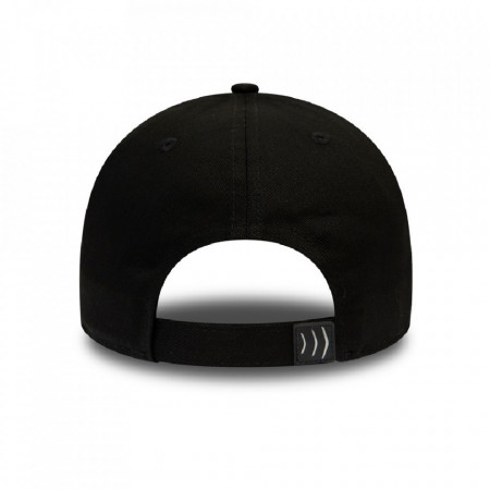 Sapca New Era Essential 940 Vespa Allblack 2