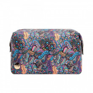 Geanta de cosmetice Mi-Pac Paisley Pop Multicolor