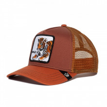 Sapca Goorin Brothers Trucker Wild Kitty, Maro