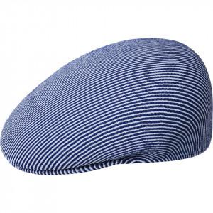 Basca Kangol Stripe 504 Albastru