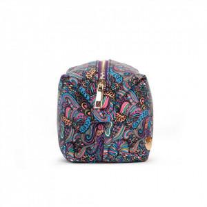 Geanta de cosmetice Mi-Pac Paisley Pop Multicolor 2