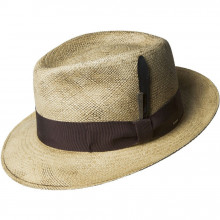 Palarie Bailey of Hollywood Tessier Panama Fedora Natural