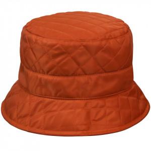 Palarie-Betmar-quilted-rain-bucket-portocaliu-2