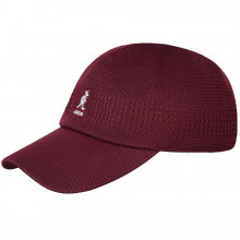 Sapca Kangol Tropic Ventair Spacecap Cordovan
