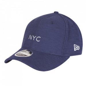 Sapca New Era 9fifty NYC Slub Stretch, Bleumarin