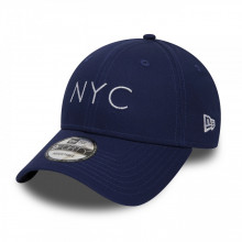 Sapca New Era Essential 9Forty NYC Strapback Albastru