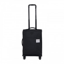 Troler textil Herschel Highland Carry-On, Negru 56cm