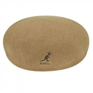 Basca Kangol Wool 504 Camel 3