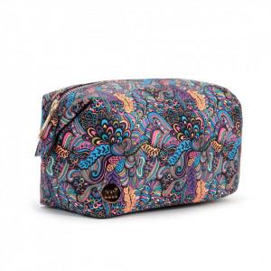Geanta de cosmetice Mi-Pac Paisley Pop Multicolor 3
