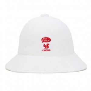 Kangol Bad Taste Casual Hut - Weiß