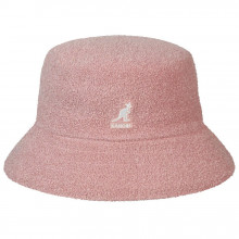 Palarie Kangol Bermuda Bucket Dusty Rose
