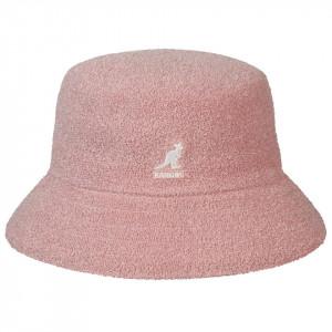 Palarie Kangol Bermuda Bucket Dusty Rose