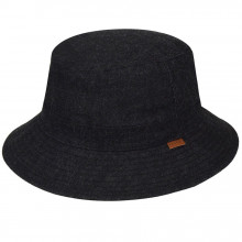 Palarie Kangol Quilted Denim Hunter Negru