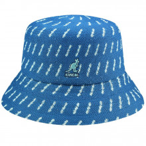 Palarie Kangol Rain Drop Bucket Mykonos Blue