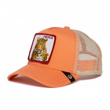 Sapca Goorin Brothers Trucker Fierce Tiger Roz