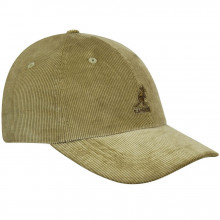Sapca Kangol Cord Adjustable Baseball Bej 2