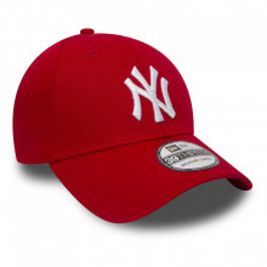 Sapca New Era 39thirty Basic New York Yankees Rosu 2