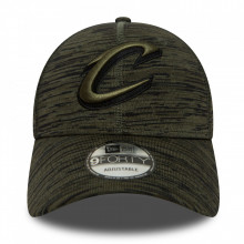 Sapca New Era 9forty A-Frame Engineered Fit Cleveland Cavaliers Verde 2