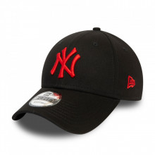 Sapca New Era 9forty Basic New York Yankees Negru-Rosu