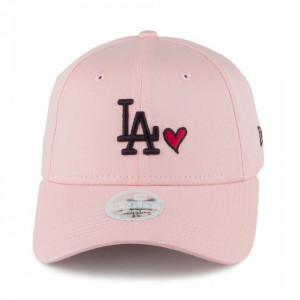 Sapca New Era 9forty Heart Los Angeles Dodgers Roz