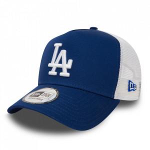 Sapca New Era Clean Trucker Los Angeles Dodgers Albastru