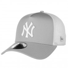 Sapca New Era Trucker New York Yankees Gri