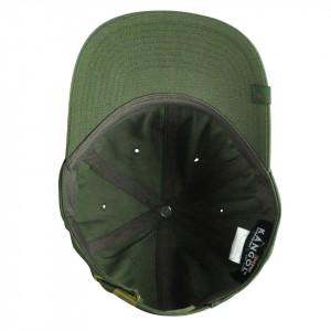 Sapca verde Kangol Cotton Adjustable Baseball 3