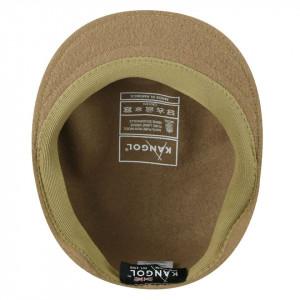 Basca Kangol Wool 504 Camel 4