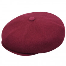 Basca Kangol Wool Hawker Red Velvet
