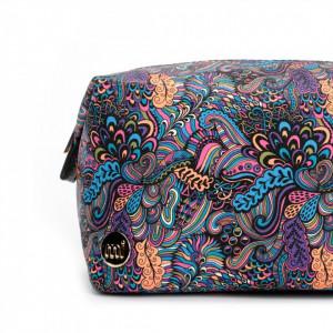 Geanta de cosmetice Mi-Pac Paisley Pop Multicolor 4