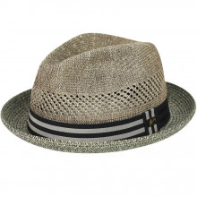 Palarie Bailey of Hollywood Berle Fedora Multicolor